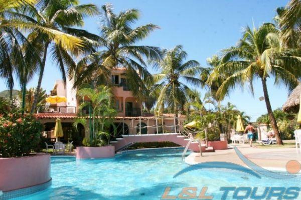 Hotel las palmeras isla de margarita venezuela l l tours for Piscina 29 de abril telefono
